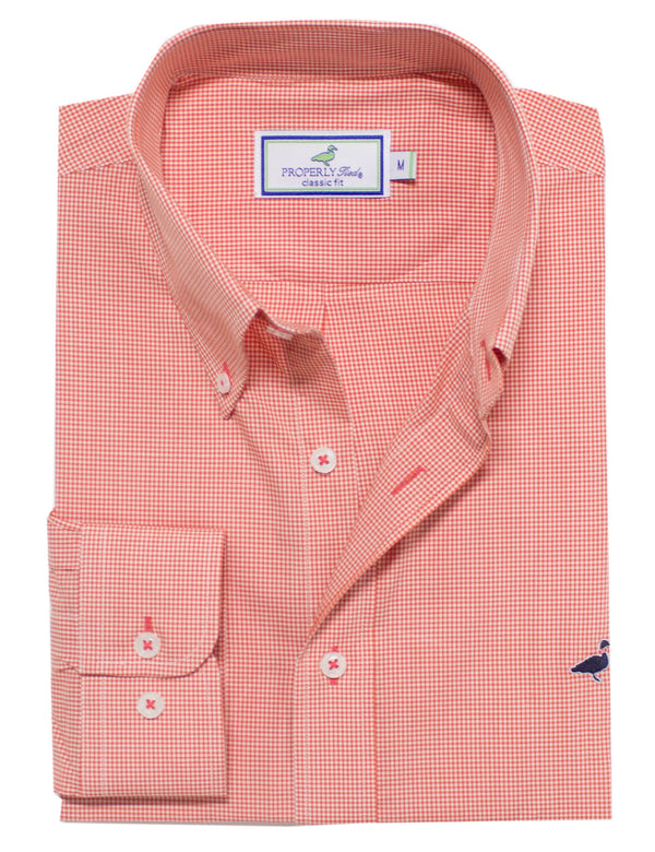 LD Gameday Sportshirt Orange