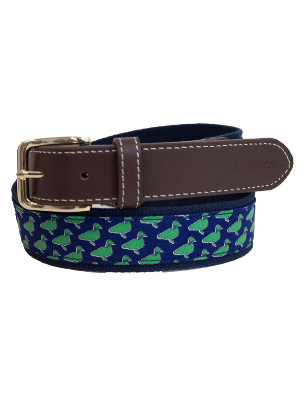 Cotton Web Belt Original Logo