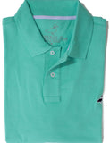 Pique Sport Polo Soft Green
