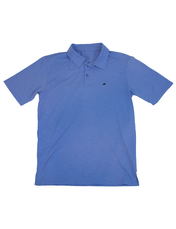 LD Breaker Polo Rain Blue