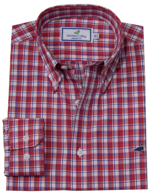 LD Seasonal Sportshirt Ranch