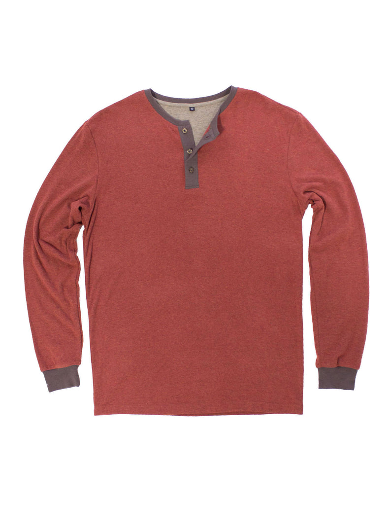 Livingston Henley Riviera Red