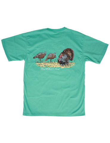 Labrador Short Sleeve Light Blue