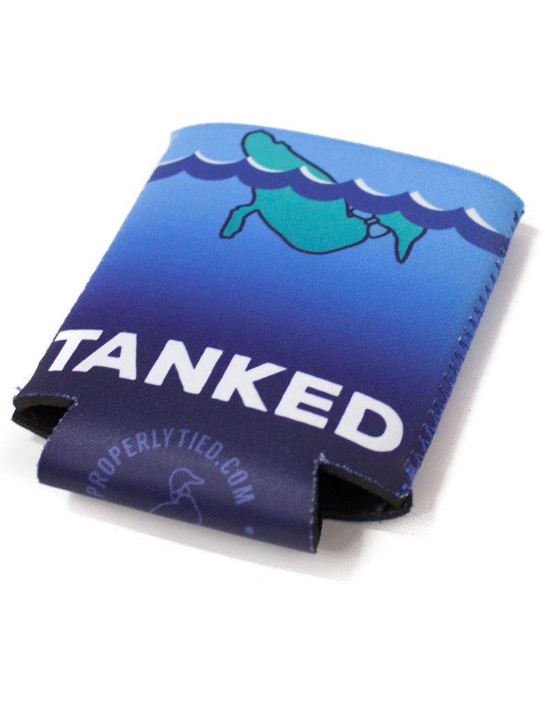 Can Cooler Tanked