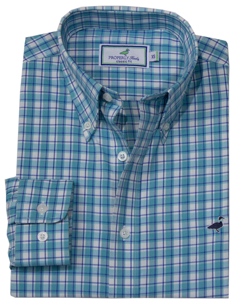 Seasonal Sportshirt Waterway