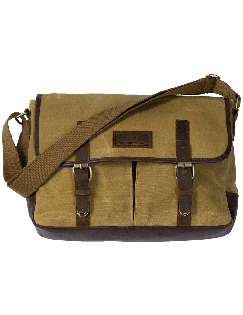 Summit Messenger Bag Wheat