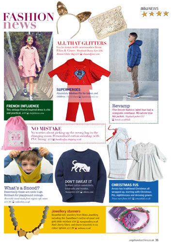 Angels & Urchins Winter 2014