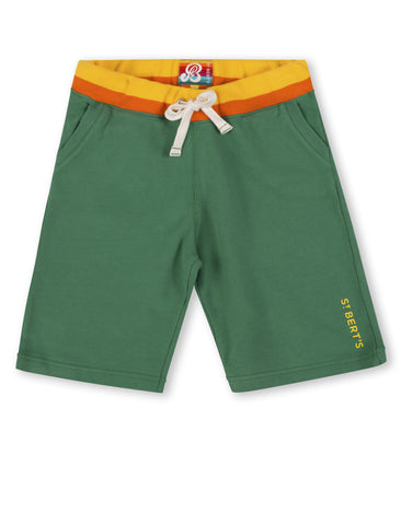 Boys Shorts - Kelly Green