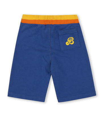Boys Shorts - Dazzling Blue