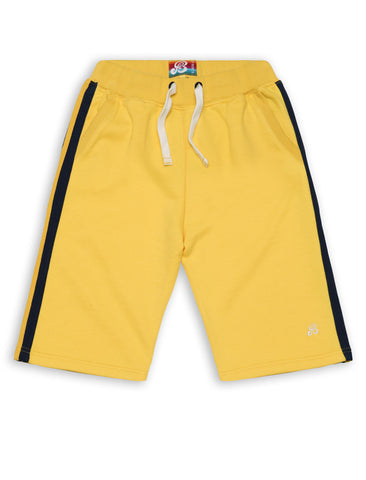 Boys Shorts - Freesia Yellow
