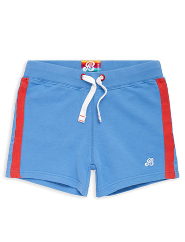 Girls Shorts - Marina Blue