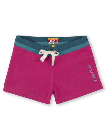 Girls Shorts - Very Berry