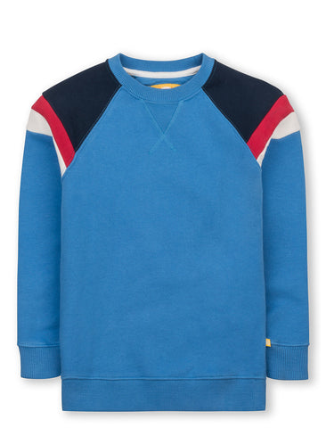 Sweatshirt - Marina Blue