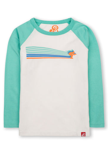 T-Shirt Speed Stripes - Bermuda