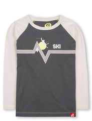 T-Shirt Mountain Ski - Castlerock