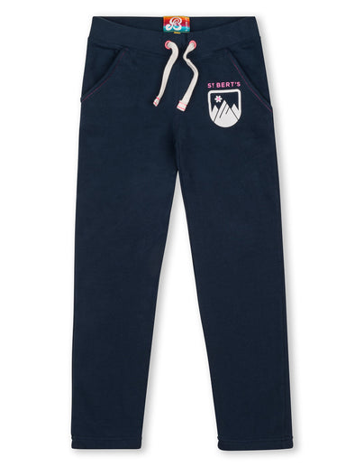 Cinched Sweatpants - Dress Blue