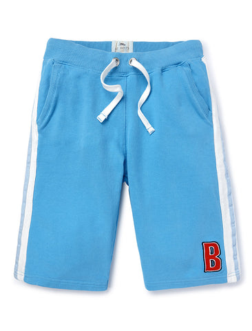 Boys Shorts - River Blue