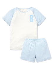 Girls Summer PJs - Aquamarine