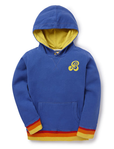 Pullover Hoodie - Dazzling Blue