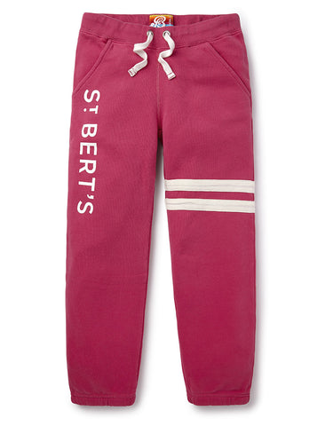 Cinched Sweatpants - Very Berry