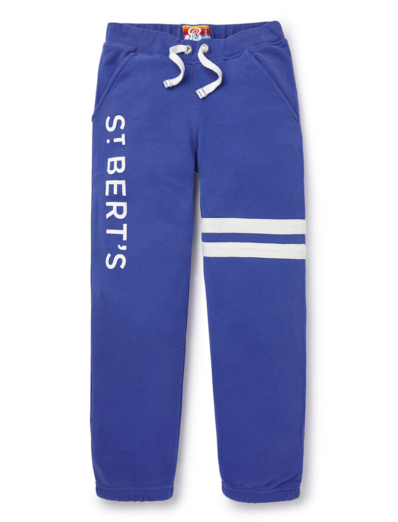 Cinched Sweatpants - Dazzling Blue
