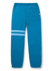 Cinched Sweatpants - Enamel Blue
