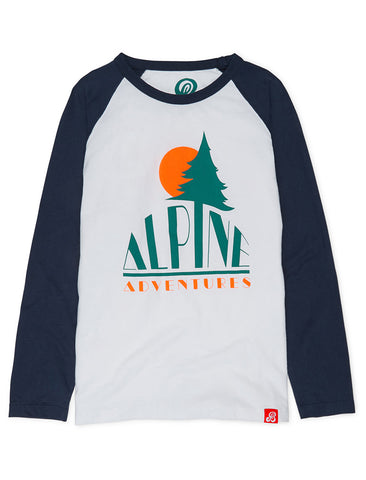 T-Shirt Alpine - Dress Blue