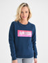 Women's Apres Sweatshirt - Dress Blue