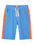 Boys Side Stripe Shorts - Marina Blue