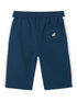 Boys Side Stripe Shorts - Dress Blue