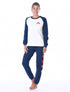 Women's Star Sweatpants - Dress Blue