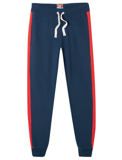 Women's Sweatpants - Blue/Red/White