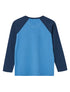 T-Shirt Slope Skier - Marina Blue