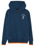 Ski Lift Hoodie - Dress Blue