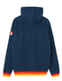 Men's Sherpa Hoodie - Dress Blue