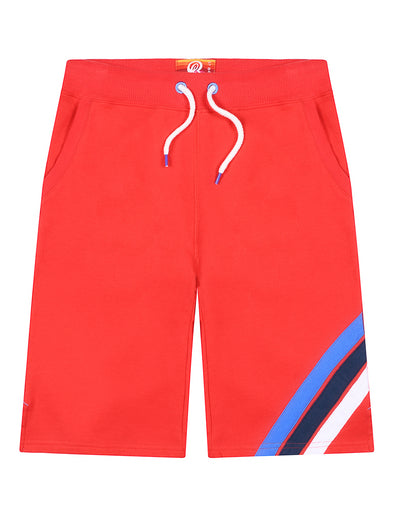 Boys Shorts - Blaze Red