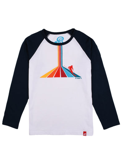 T-Shirt Funnel Ski - Optic White