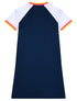 Kids T-Shirt Dress - Dress Blue