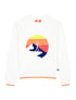Womens Ski Shadow Sweatshirt - Cloud Dancer
