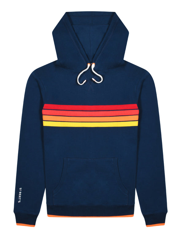 Men's Pullover Hoodie - Dress Blue