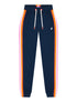 Kids Cinched Rainbow Sweatpants - Dress Blue/Pink