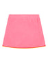 Girl's Terry Towelling Skirt - Sachet Pink