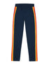 Mens Rainbow Sweatpants - Dress Blue