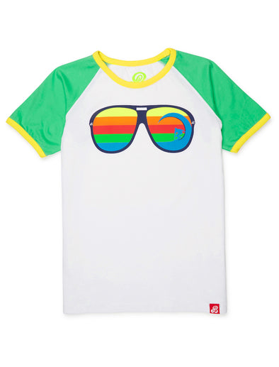 T-Shirt Sunglasses - Island Green
