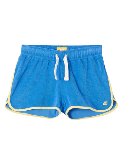 Short Terry Shorts - Marina Blue