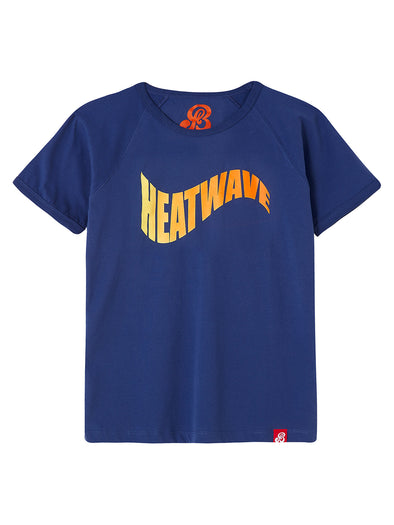 T-Shirt Heatwave - Twilight Blue