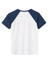 T-Shirt Athletics - White/Blue/Red