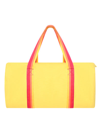 Weekend Bag - Freesia Yellow