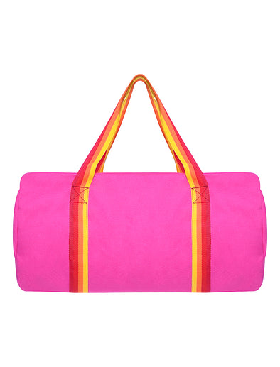 Weekend Bag - Fuchsia Pink