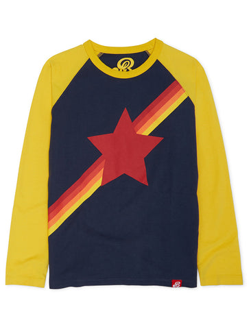 T-Shirt Zoom Star - Dress Blue